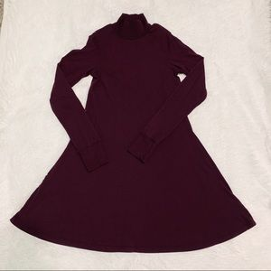 Velvet by Graham & Spencer long sleeve dress Sz M